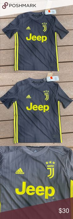 1148c0f46 Adidas Authentic Juventus Kids Jersey Size 9-10 yr Brand New with tags.  Adidas