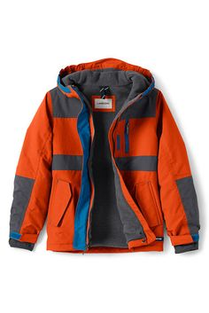 Boys Squall Jacket from Lands' End