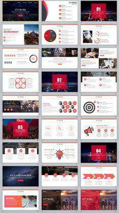 27 company team introduction PowerPoint template on Behance Powerpoint Design Templates, Powerpoint Themes, Creative Powerpoint, Powerpoint Pictures, Web Design, Slide Design, Corporate Presentation, Presentation Design, Bussiness Card