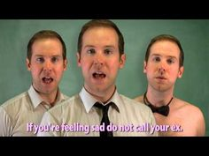 The Ultimate Breakup Song!!! - (with lyrics) - YouTube Post Break Up, Breakup Songs, Knot Bun, Cheer Me Up, Great Videos, Funny People, Just In Case, I Laughed, Feel Good