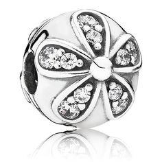 Check out the deal on PANDORA Dazzling Daisies Clip at Precious Accents, Ltd.