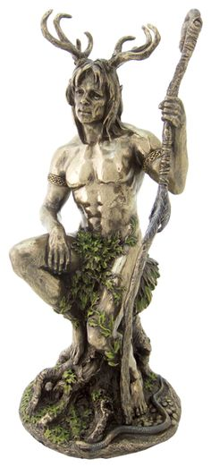 Herne/Cernunnos (look familiar? Isn't this the one in the magazine?)