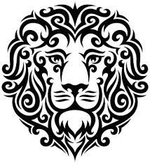 A beautiful lion for a Leo.