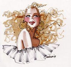 The Magic of Fashion Illustrations & My Favorite Illustrators – Rene Gruau & Alfredo Cabrera « Luxe Gifts Fabulous Blog