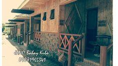 BY: JANO Nipa hut maker Bamboo House, Modern, Janus, Trendy Tree