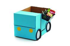Craft: How to make a box car - Today's Parent
