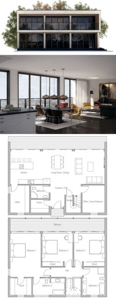 Architecture House Plans small house plan | architecture - house plans | pinterest | small