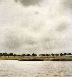 Vista del Lago Gentofte (1903) Vilhelm Hammershoi