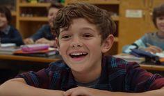 Henry Stilinski. 8 years old. Stiles little brother. Human.