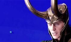 Loki's Sexy Face--(Gif) by MischievousMonster on DeviantArt Loki Thor, Loki Laufeyson, Loki Gif, Thomas William Hiddleston, Tom Hiddleston Loki, Marvel Memes, Marvel Dc, Tom Thomas, Loki Imagines