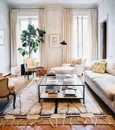 {Home Decor Trends:} Layered Rugs