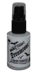 Manic Panic Virgin White Dreamtone Foundation Goth Vamp