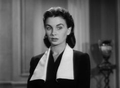 Jean Simmons in Angel Face (Otto Preminger, 1952)