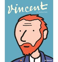 Van Gogh comes to life in Barbara Stok's compelling graphic novel Vincent. I read through its 141 pages in one sitting but keep dipping back into it for inspiration and motivation. The colourful, clean drawings combine with excerpts from the letters between Vincent and his brother Theo to show Van Gogh's ideas about success, setbacks and how to create a meaningful life.