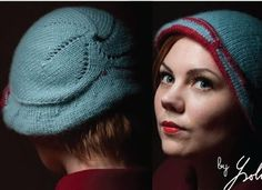 Knitting Pattern for Lee Cloche