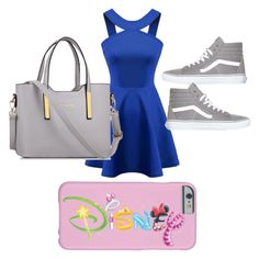 """""""Untitled #81"""" by kyliesue22 on Polyvore featuring Chicnova Fashion and Vans"""