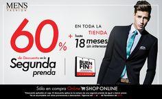 Adquiere en este #BuenFin un #traje que vaya con tu estilo. ¡Viste #Fashion!   Dale clic: www.mensfashion.com.mx