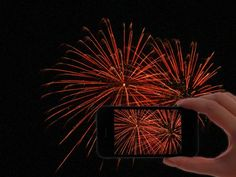 10 fantastic fireworks photo tips especially for your smartphone or point-and-shoot