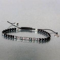 Le Bracelet Homme Silver de CASTELD
