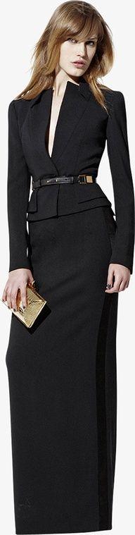 Fashion-Isha: Back to Basic Black