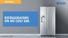 Are you going through hot summer days and looking for branded single and double door refrigerator on offers? In this summer season, Bajaj Finsrev EMI Network brings Special Summer Offers on some branded #refrigerators. You can choose your favorite one and check offers from Bajaj Finserv. Here is the list of few refrigerators which are available at No Cost EMI, check below.  Samsung 192 L Direct Cool Single Door 5 Star  Whirlpool 190 L Direct Cool Single Door 3 Star