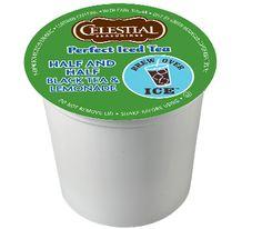 Iced Tea/Lemonade K-Cups...yum! This is my favorite!