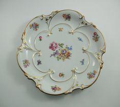 JLMenau Graf Von Henneberg Porcelain Round by SuzquisTreasures