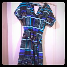 ▪️Dress by Banana Republican▪️ Beautiful dress with pockets- lightly wear marks... Banana Republic Dresses Midi