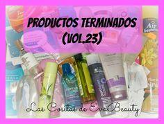 Nuevo post de Productos Terminados. #lascositasdeevabeauty #productosterminados #opinion #productos #beauty #belleza #blogdebelleza #blogger #blog #blogs #beautyblogger #beautyblog