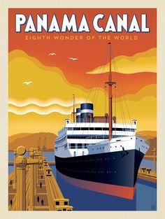 Anderson Design Group – World Travel – Panama
