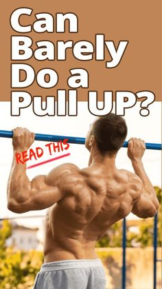 How to Train Pull-Ups Effectively From 0 to Pull Up Workout, Gym Workout Tips, Weight Training Workouts, Workout Warm Up, Body Weight Training, Workout Videos, Lean Body Workouts, Traps Workout, Ripped Workout