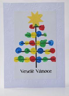 Výsledek obrázku pro vánoční přání výroba