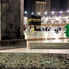 Dar Al Nabgha (Meeting place of Disbelievers in times of Prophet #Mohammed (S.A.W) used to be around this area of #MasjidAlHaram. 😇 But now #Makkah is the sacred place of #Islam and no Non-Muslim is allowed to be here. #SubhanAllah. #Ramadan1439H #Allah #Muslims #Haram #Kaaba #Umrah #Mosques #Blessings #AlHaqTravel