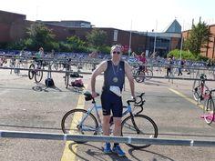 Gary's First #Triathlon @fitnesschrysalis
