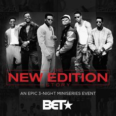 3rd Trailer For BET's Miniseries 'The New Edition Story'