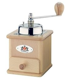 Kuchenprofi 40005 Zassenhaus Brasilia Manual Coffee Mill Varnished Beech Wood * You can find out more details at the affiliate link of the image.