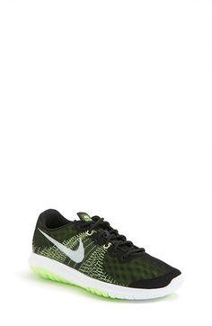 Nike 'Flex Fury GS' Athletic Shoe (Big Kid)