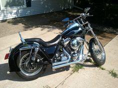 93 Harley FXR