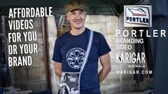 Affordable Branding Videos for you or your brand | PORTLER fashion branding video directed by @rajsuri  of @rajsurikarigar of Sydney, Australia. Featuring @richardnshepherd | Shot on location at Paddington Markets, Sydney, Australia | May 2016 | full video link here : http://youtu.be/546u8IqdNUc |  Http://www.karigar.com/branding Director: Raj Suri (http://www.rajsuri.net) - CHANNEL: https://www.youtube.com/user/rajsuriglobal Today branding is much more than just a logo or a website, it is a…