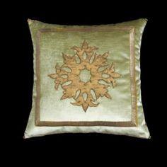 Beautiful Antique Details on this pillow by B. Viz Design bviz.com