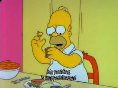 The Simpsons Way of Life (Posts tagged best) Simpsons Funny Quotes, Cartoon Quotes, Tv Quotes, Movie Quotes, Futurama Quotes, Charlie Chaplin, The Simpsons, American Dad, Batman