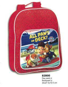 Mochila grande paw patrol Articulo que encontará en nuestra tienda on line  www.worldmagic.es
