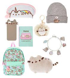 Designer Clothes, Shoes & Bags for Women Pusheen Gifts, Pusheen Stuff, Cat Toilet Training, Kawaii Room, Cute School Supplies, Cute Desserts, Cute Stationery, Gifts For Boys, Cute Art