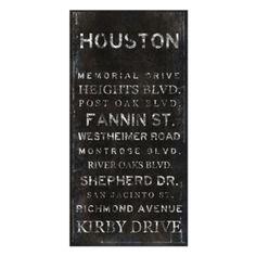 Houston from Z Gallerie