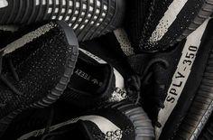 http://SneakersCartel.com Reports Suggest That The adidas Yeezy Boost 350 v2 Black White Will Arrive This Month #sneakers #shoes #kicks #jordan #lebron #nba #nike #adidas #reebok #airjordan #sneakerhead #fashion #sneakerscartel