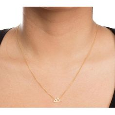 Vintage Mini Mountains Necklace - SPECIAL OFFER – Lady Lux Collections