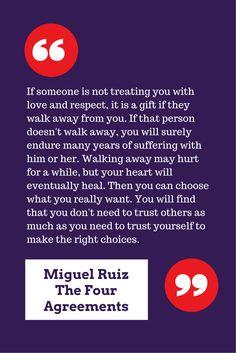 #TheFourAgreements  respect