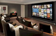 Adorable 53+ Amazing Movie Room Ideas You Wish You Owned https://freshoom.com/10819-43-amazing-movie-room-ideas-wish-owned/