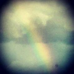Under the #rainbow