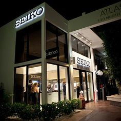 Excited to announce the new Seiko Boutique in the Miami Design District is now officially open! Visit us at 130 NE 40th Street, Suite 11, Miami for Grand Seiko, Credor, Astron, Boutique Exclusive models and more.